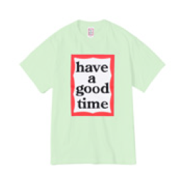 BIG FRAME S/S TEE MINT