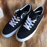 CONVERSE CONS ONE STARCC OILED SUEDE LOW TOP BLACK