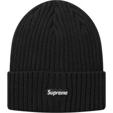 Overdyded Ribbed Beanie