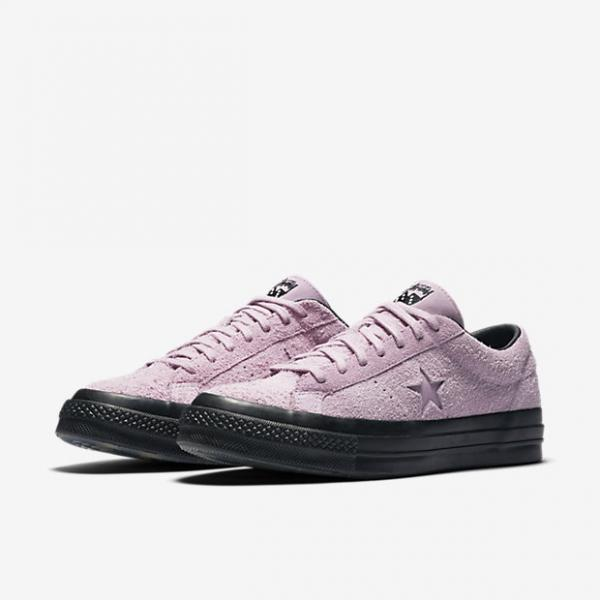 CONVERSE X STUSSY ONE STAR LOW TOP Pink