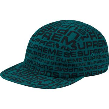 Repeater Camp Cap (Teal)