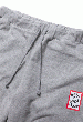 ENVELOPE FRAME SWEATSHORTS HEATHER GRAY