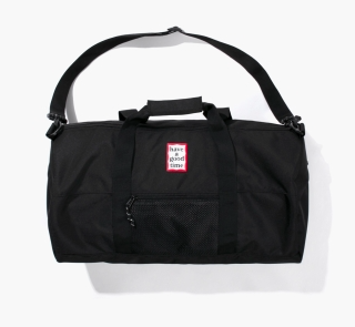FRAME DUFFLE BAG Black