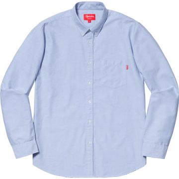Oxford Shirt (Navy)