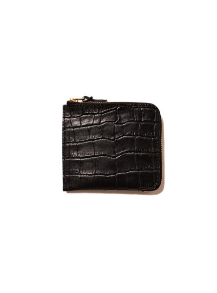 BAL/PORTER® THIN LEATHER WALLET(M) black