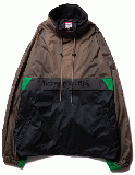 RIPSTOP ANORAK JACKET GREEN
