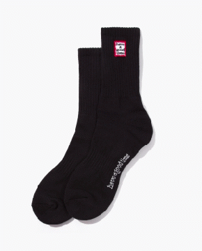 FRAME SOCKS black