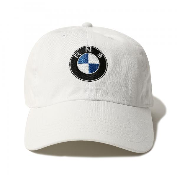 $$$ Machine Low Cap (white)