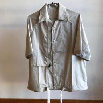 UK COAT SMOOTH SHIRT (A.GREY)