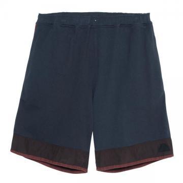 TAPED LIGHT SHORTS CHARCOAL