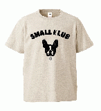 SMALL KLUB DOG S/S Tee (オートミール)