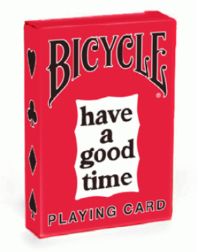 BICY◯LE® PLAYING CARD