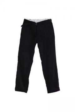 TOWN TROUSERS CORD (Black)