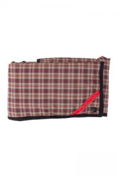 SQUARE WARMER PLAID (Enji Check)