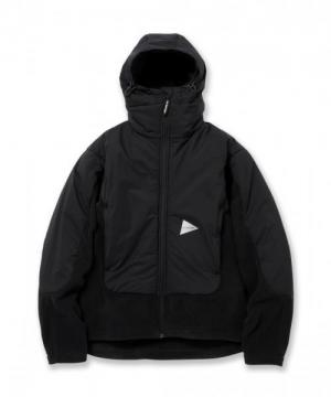 top fleece jacket (black)