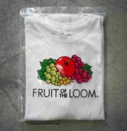 VAINL ARCHIVE x FRUIT OF THE LOOM WHITE