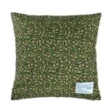 SUARE CUSHION COVER + PILLOW