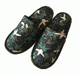GONZ ANGEL ROOMSHOES (green)