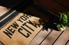 NYC ENTRANCE MAT L size