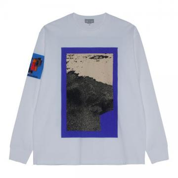 FRAGMENTARY LONG SLEEVE T