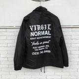 Virgil Normal coach jacket black