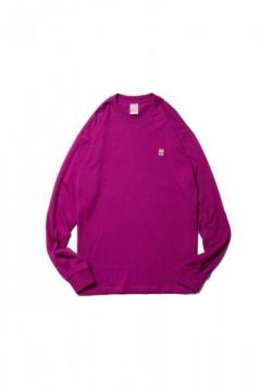 MINI MINI FRAME L/S TEE PURPLE