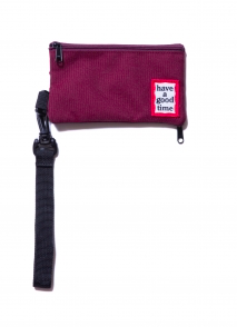 FRAME POUCH WINE