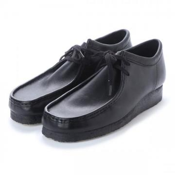Wallabee (black leather) 26138269