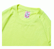 ARM FRAME L/S TEE NEON GREEN