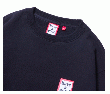 MINI FRAME CREWNECK BLACK