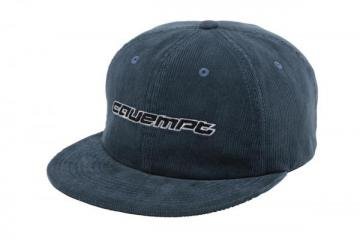 HOME CORD LOW CAP NAVY