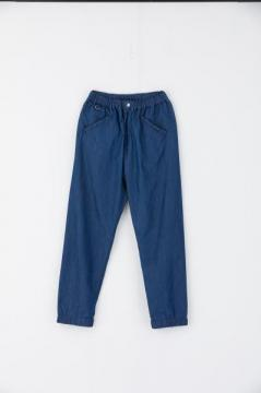 M.N.P. PANTS LIGHT DENIM サックス