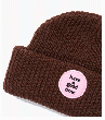 CHOCOLATE WATCH CAP brown