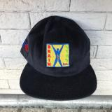 Start Up Corduroy Hat (Navy)