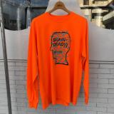 Infected Logo Long Sleeve (Emergency Orange)