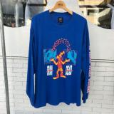 Human Being Long Sleeve (ROYAL BLUE)