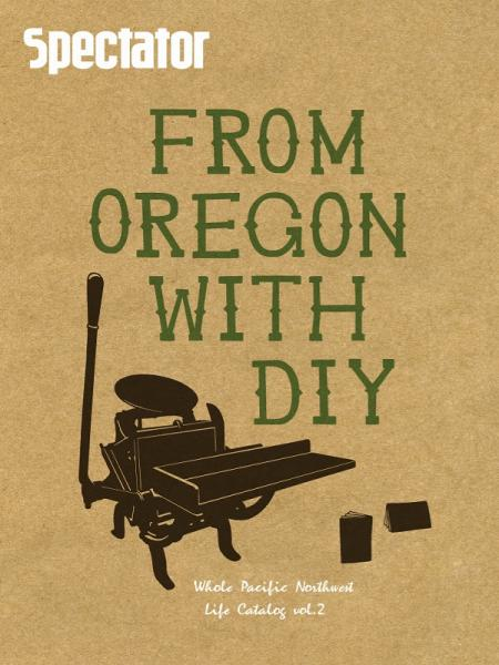 From OREGON with DIY