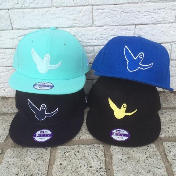 【Mark Gonzales】KID'S 9FIFTY Angel